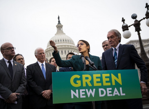 "Le ""Green New Deal"", l'impossible révolution ?"