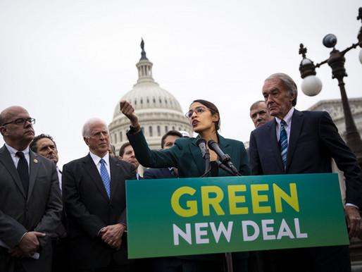 "Le ""Green New Deal"", l'impossible révolution ?"