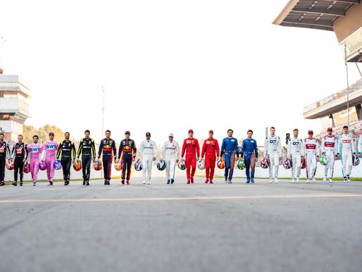 Rendez-vous au premier virage pour la saison 2020 de Formule 1 !