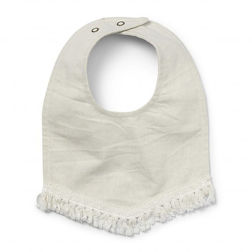 Bib Lilly white