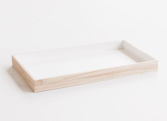 Rechthoekige tray