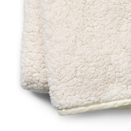 Velvet deken shearling