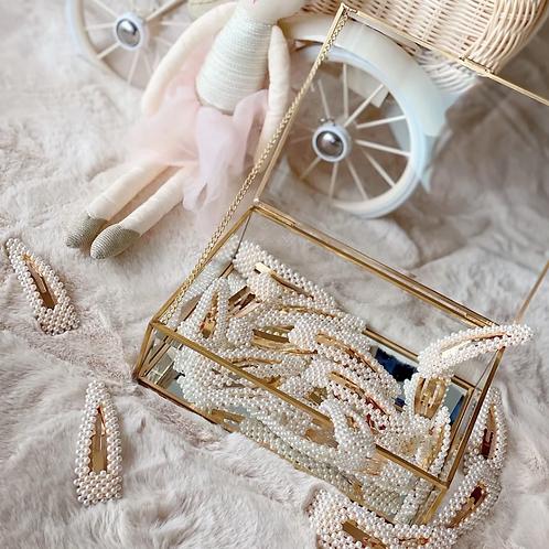 Haarspeldje Pearls