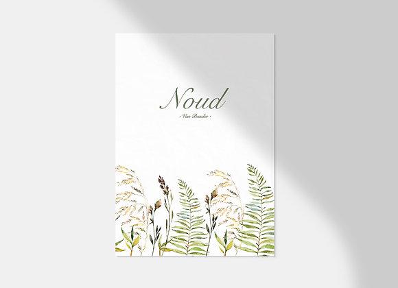 Collectiekaart | Noud