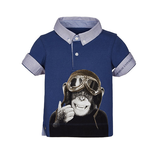 Polo monkey business