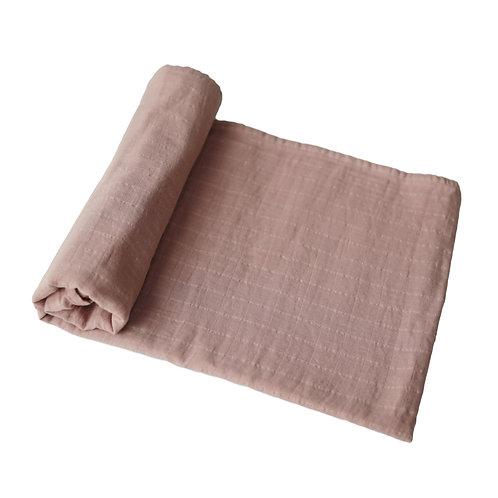 Mushie hydrofiele doek natural