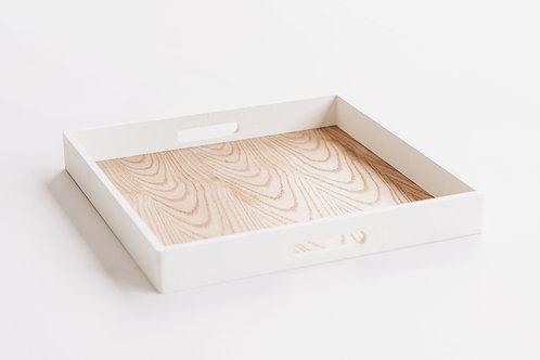 Vierkante tray