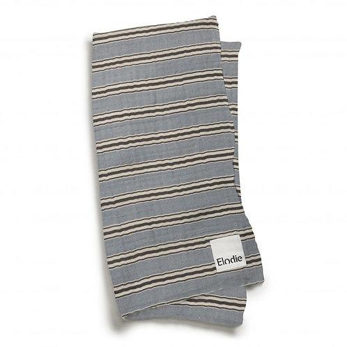 Bamboe hydrofiele doek sandy stripe
