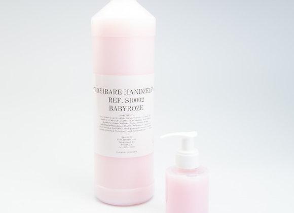Handzeep - Zacht roze