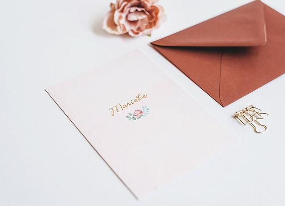 Collectiekaart | Marieke