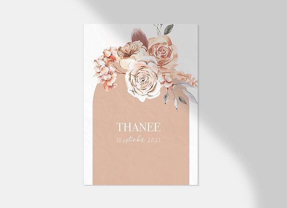 Collectiekaart   Thanée
