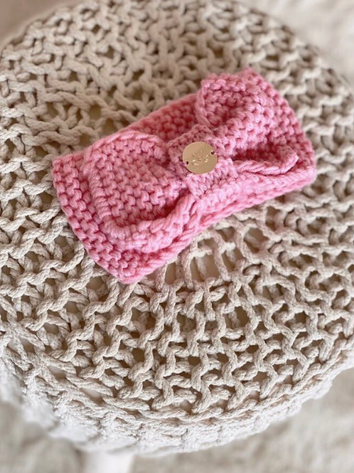 Haarband Mina pink