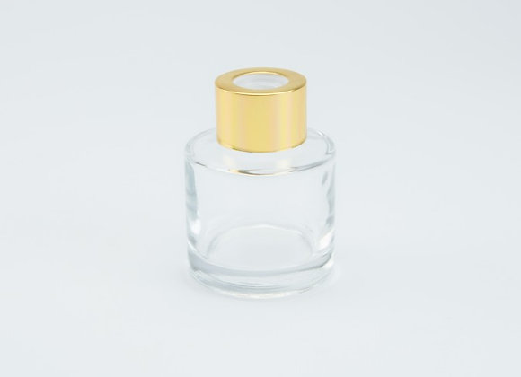Flesje huisparfum - Transparant