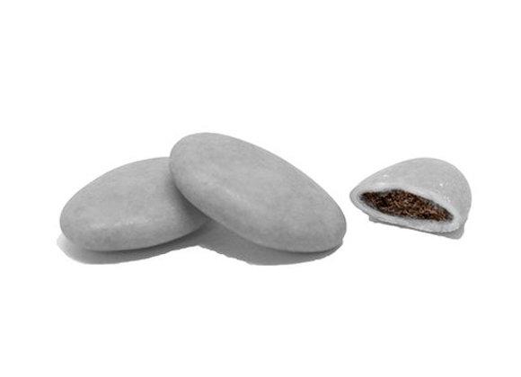 Doopsuiker - mat grijs