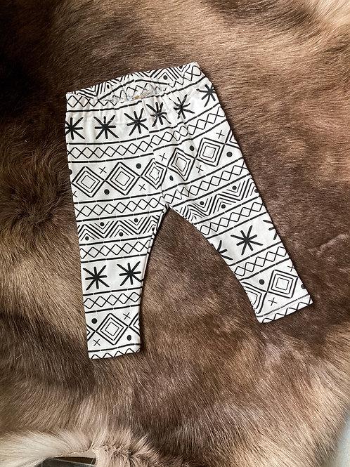 Basic legging Aztec
