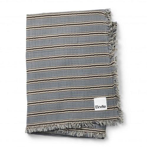 Hydrofiel deken Sandy stripe