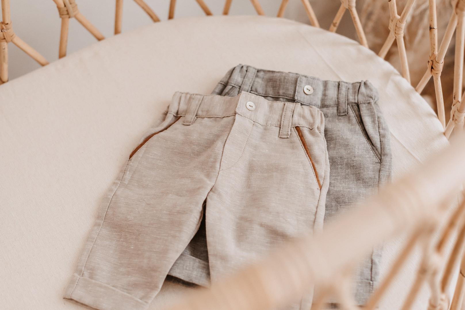 HE | pants Louis