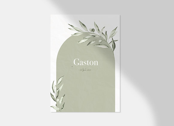 Collectiekaart | Gaston