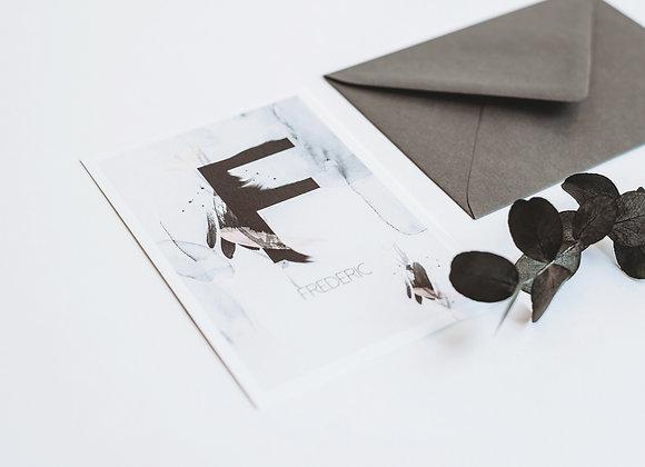 Collectiekaart | Frederic