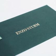 ID | Enzo geboortekaartje