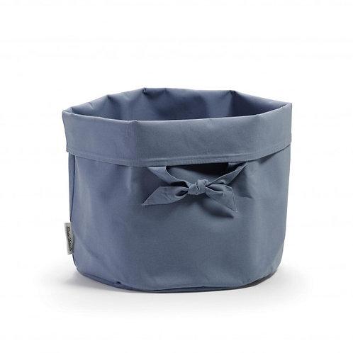 Opbergmand tender blue