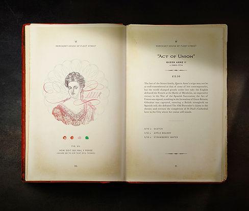 Merchant House Book Mockup - IWOE 30-31.