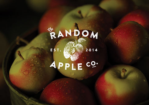 Random Apple Co Logo Final_White on Appl