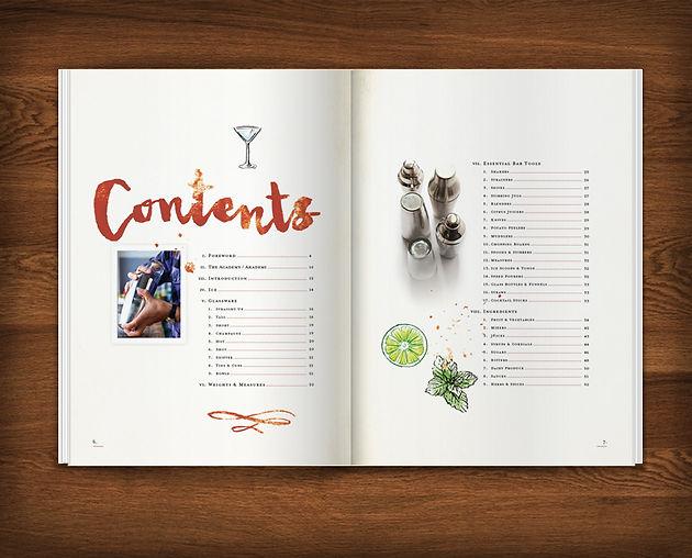 dr u00e9 masso u0026 39 s classic cocktails at home  recipe book design