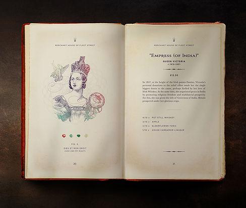 Merchant House Book Mockup - IWOE 20-21.