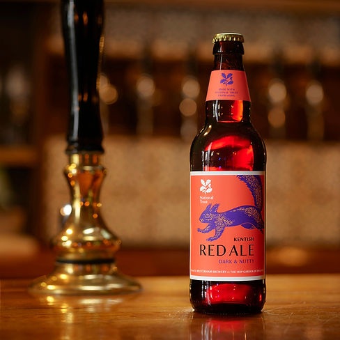 National Trust Kentish Red Ale Bottle.jp