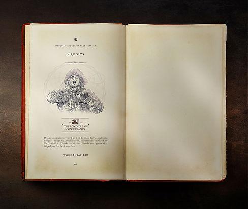 Merchant House Book Mockup - IWOE 46-47.