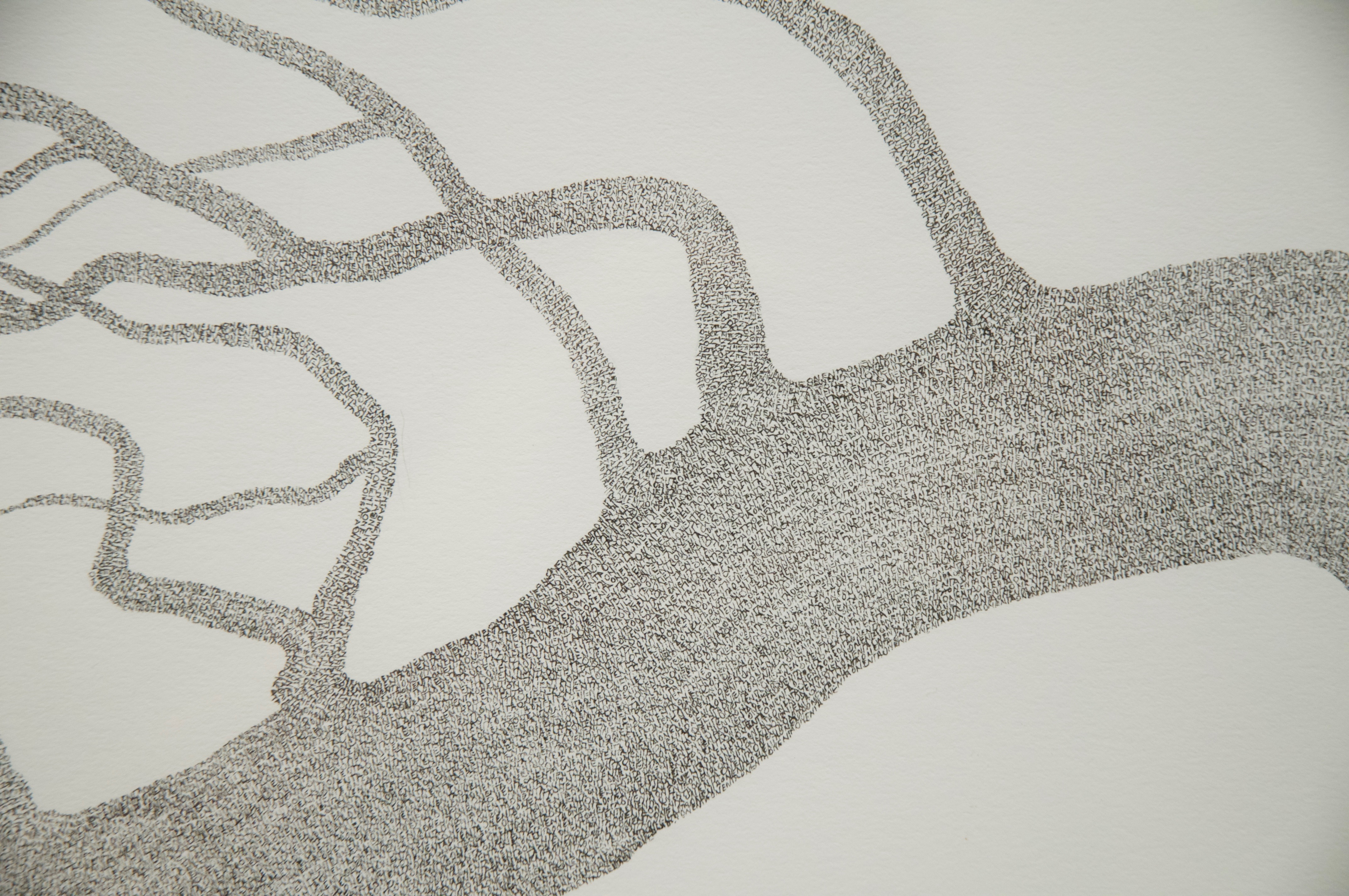 Onenta, detail