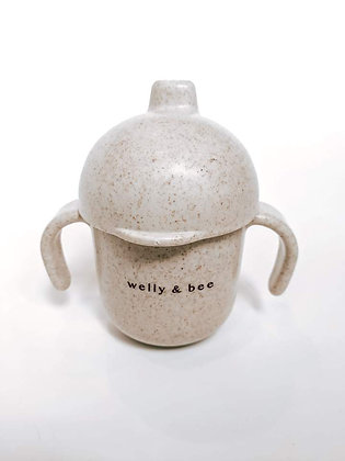 THE SPECKLED SIPPY CUP