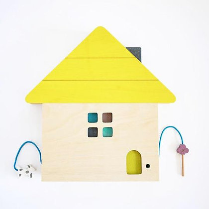 TSUMIKI BUILDING BLOCKS HOUSE