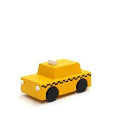 NY TAXI FRICTION CAR