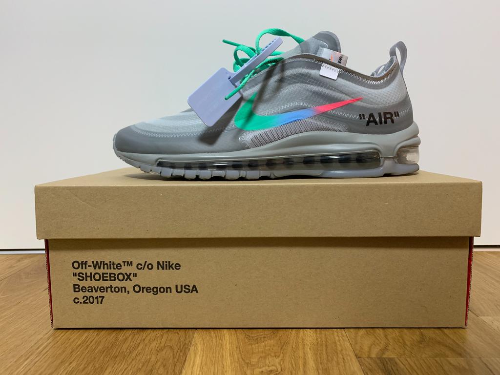 Nike Nike Air Max 97 Og Qs Gold Us10,5 Grailed