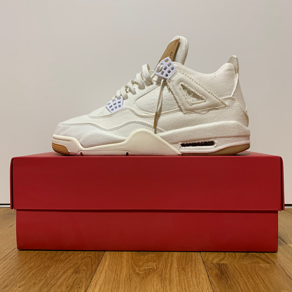 best loved d7883 69fec Air Jordan 4