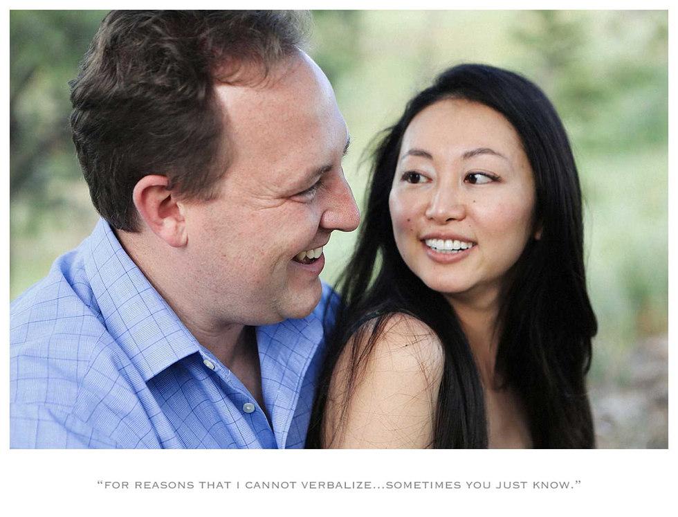 Love Couple's Engagement Frederick Rockville BethesdaMaryland Portrait Photography Wedding Interracial