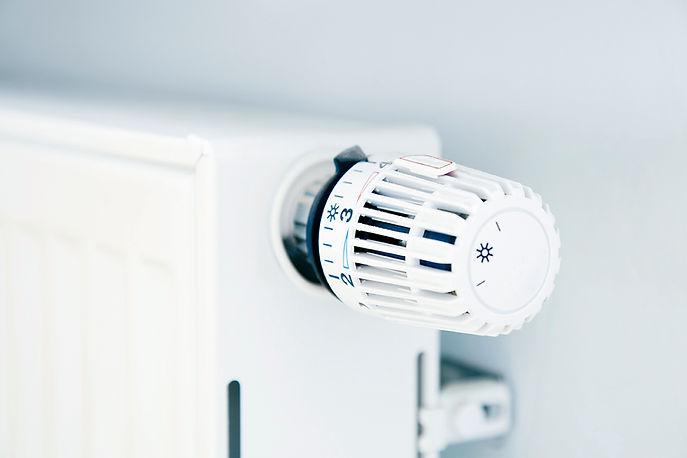 Rotella di temperatura del radiatore