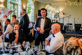 Exeter Chief's Ball - Ben Moon's 007 themed Testimonial Evening at Deer Park Hotel 22/07/2021
