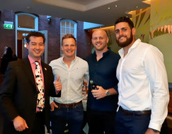 Exeter's Rugby Club End of Season Ball at Hotel Du Vin - Exeter