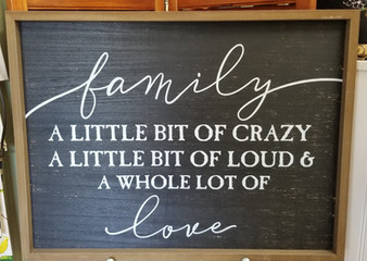 Family... A Whole Lot Of Love