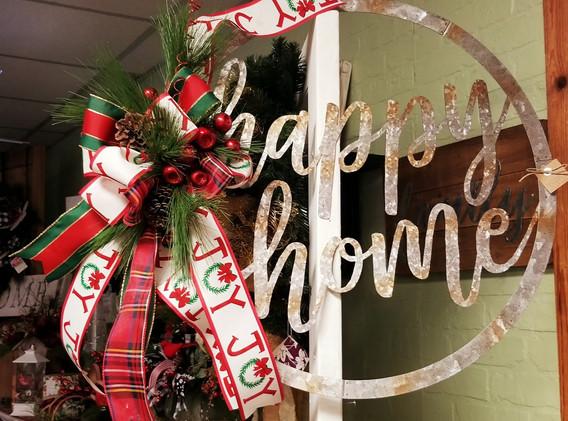 Happy Home w/ interchangeable Ribbon
