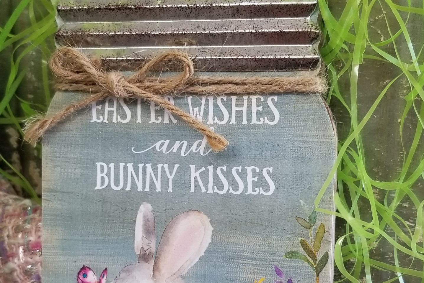 Easter Wishes & Bunny Kisses