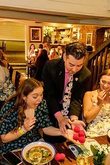 University of Exeter Theology Society Summer Ball - Mill on the Exe, Exeter