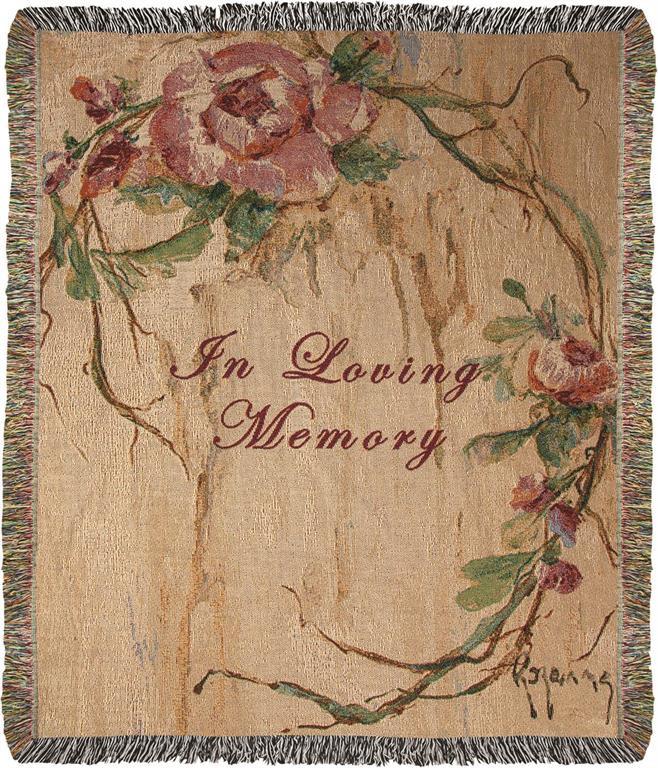 In Loving Memory Rose