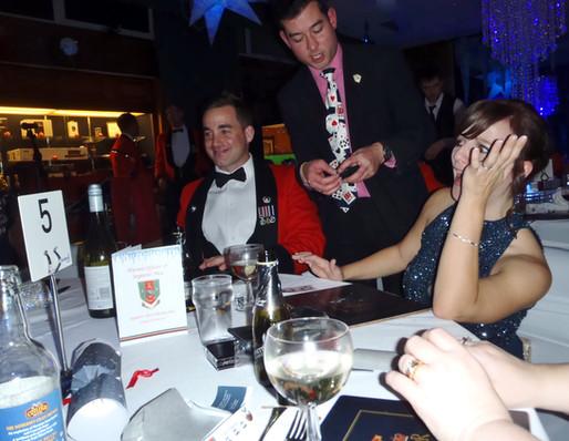 CTC RM Lympstone Christmas Ball 2017
