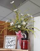 Wild Flower - Silk Arrangement