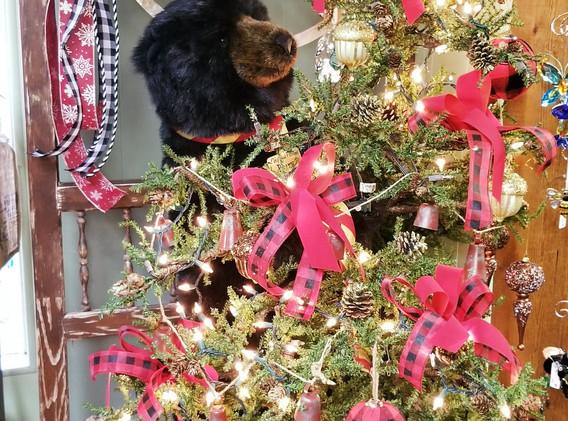 Christmas Tree Bear
