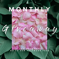 Monthly Giveaway
